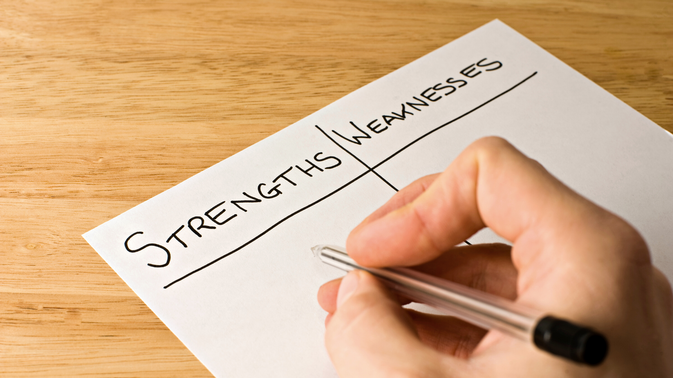 Human Resources Strengths and Weaknesses | HR Blog Southwestern HR Consulting